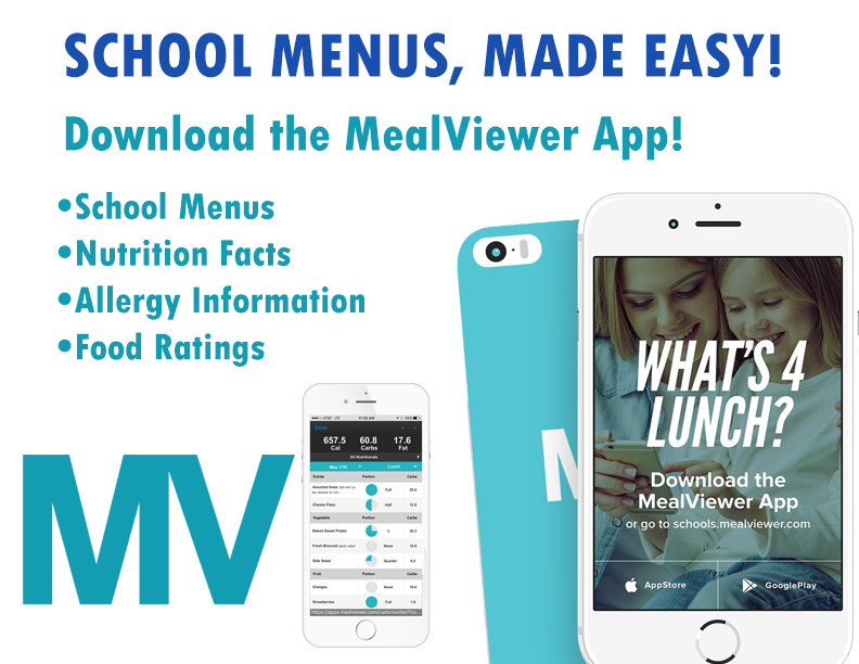 Image: MealViewer Graphic with phones